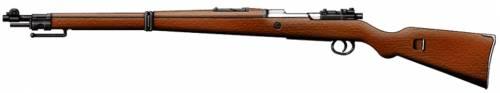 Mauser Karabiner 98 (1898)