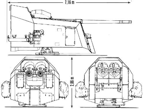 10.5cm SK.C-33 DKM