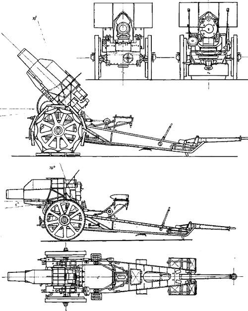 21cm Morser m.1016 Krupp