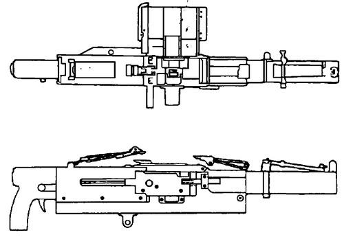 40-mm XM-174 Grenade Launcher