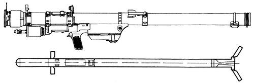 9K32 Strela-2 SA-7 Grail