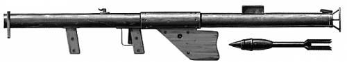 Bazooka 2.36 inch'