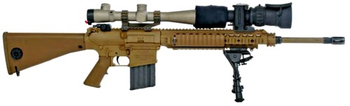 Knight's Armament M110 Sniper Rifle