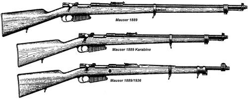 Mauser 1889