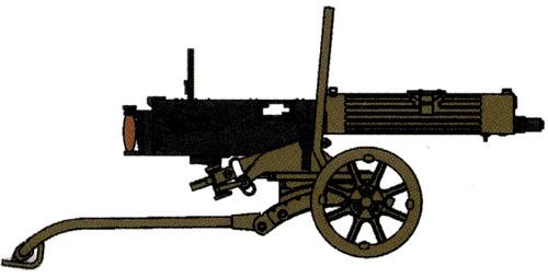 Maxim MG 1941