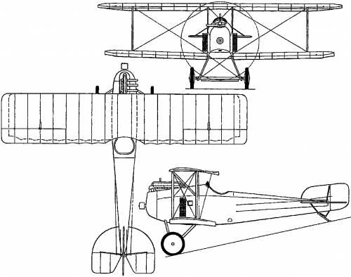Aviatik (Berg) 30.14 (Austria) (1916)
