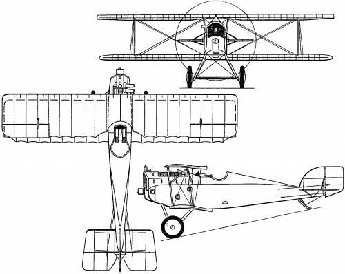 Aviatik (Berg) D.I (Austria) (1917)