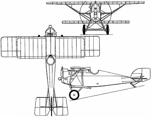 Aviatik (Berg) D.II (Austria) (1917)