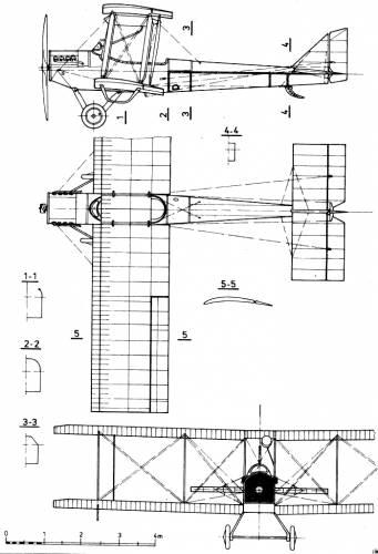 Airco DH-6