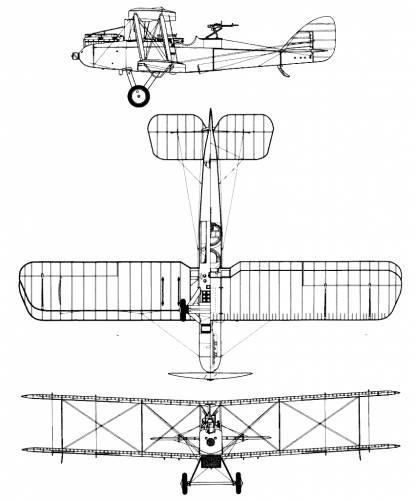 Airco DH-9