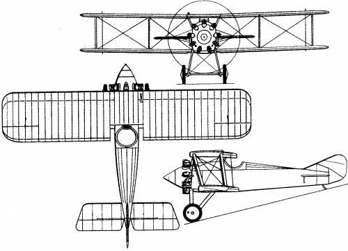Armstrong Whitworth Ara (England) (1918)