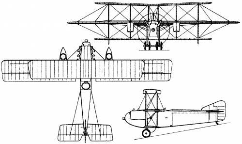 Armstrong Whitworth F.K.6 (England) (1916)