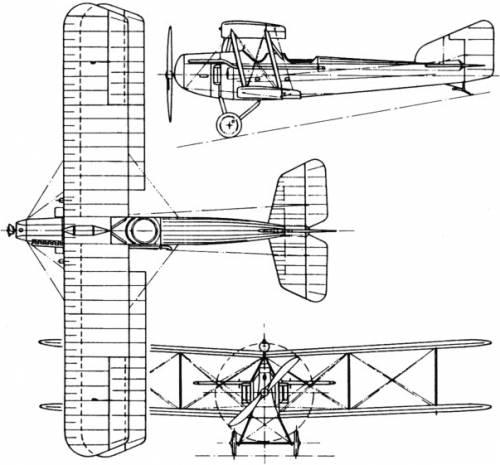 Armstrong Whitworth F.K.8 (England) (1916)