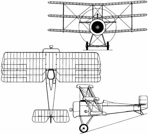 Austin A.F.T.3 Osprey (England) (1918)