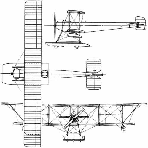 Avro 501 (England) (1913)