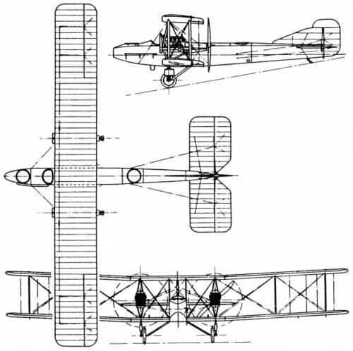 Avro 523 Pike (England) (1916)