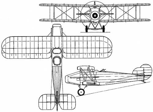 Avro 530 (England) (1917)