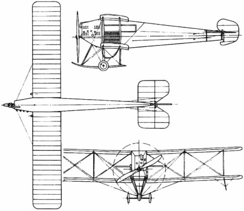Avro Type G (England) (1912)