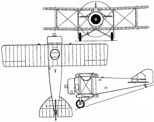 B.A.T. F.K.22 (Bantam II) (England) (1917)