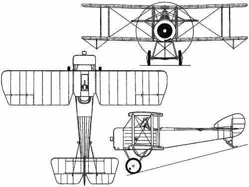 Beardmore W.B.III (England) (1917)