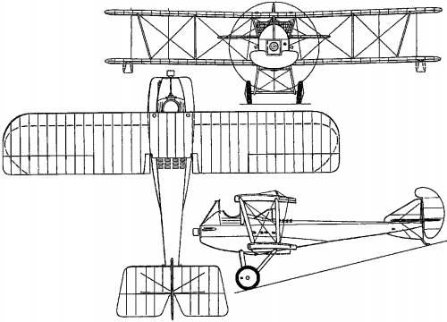Beardmore W.B.IV (England) (1917)