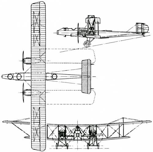 Blackburn R.T.1 Kangaroo (England) (1918)
