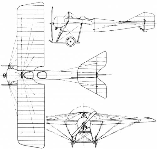 Blackburn Type I (England) (1913)