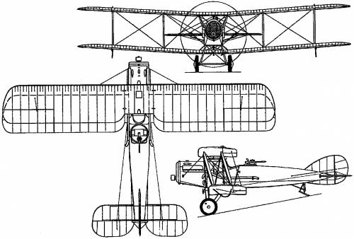 Bristol F.2B Fighter (England) (1917)