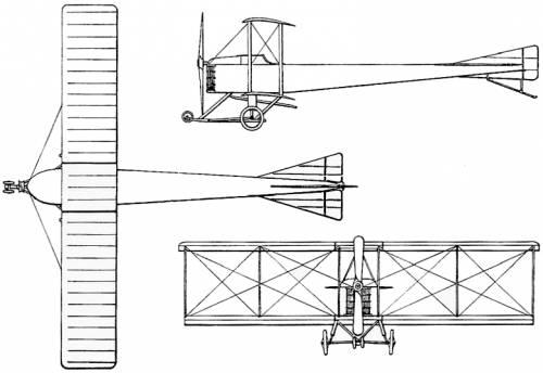 Bristol Gordon England Biplanes (England) (1912)