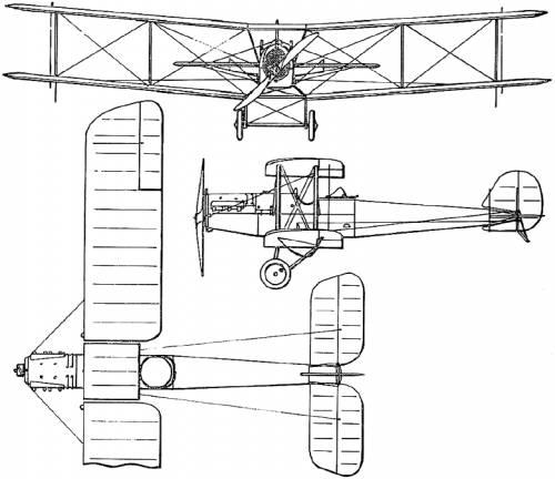 Bristol M.R.1 (England) (1917)