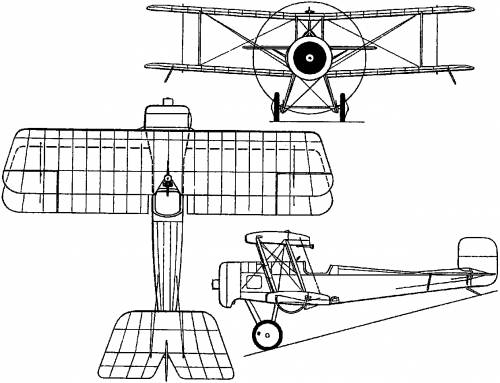 Bristol Scout D (England) (1915)