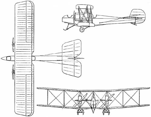 Bristol T.T.A (England) (1916)