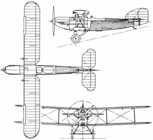 Fairey III (England) (1917)