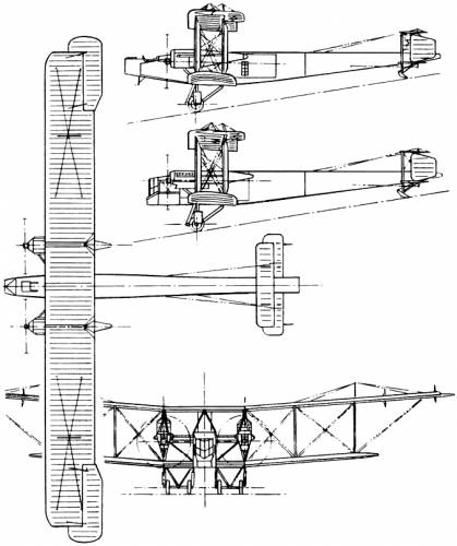 Handley Page H.P.11 O/100 (England) (1915)