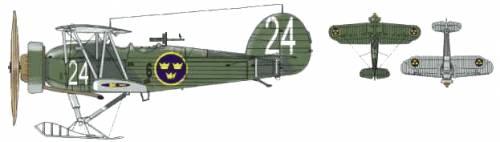 Hawker Hart B4A