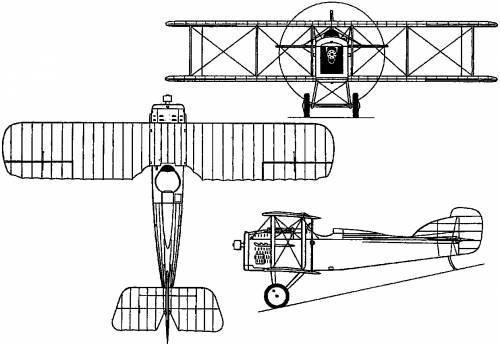 Mann Egerton Type H (England) (1917)
