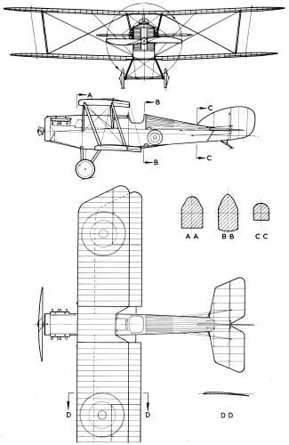 Martinsyde F.4 Buzzard