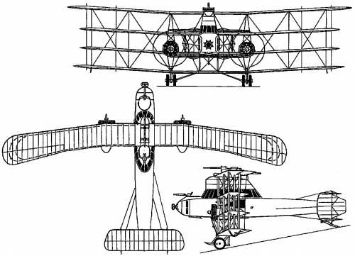 Pemberton-Billing (Supermarine) P.B.31E (England) (1917)