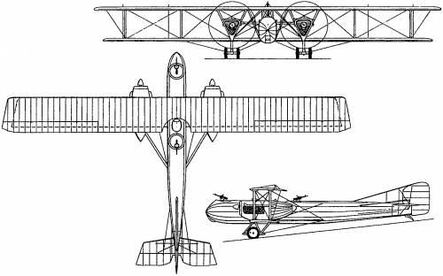 Caudron R.11, R.12 (France) (1917)