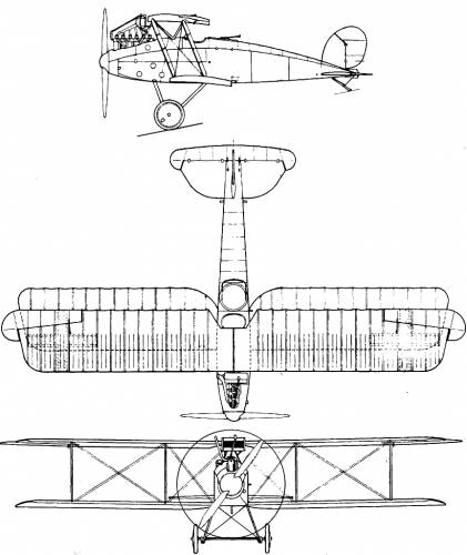 Albatros C-XV