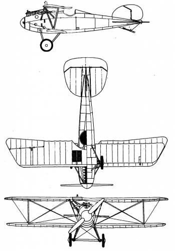 Albatros D-V
