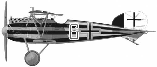 Albatros D.Va (1918)