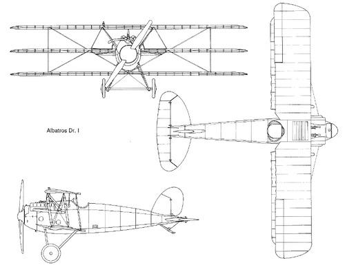 Albatros Dr.I