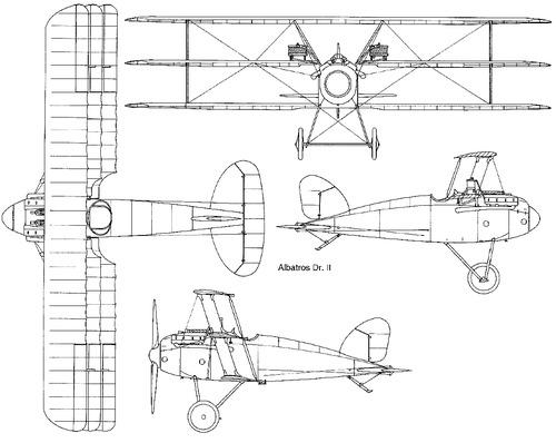 Albatros Dr.II