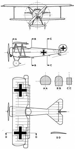 Fokker D-VI