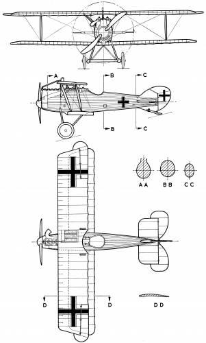 L.F.G Roland D-VIb
