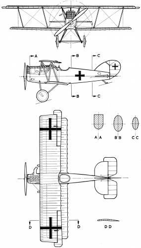 Pfalz D-XII