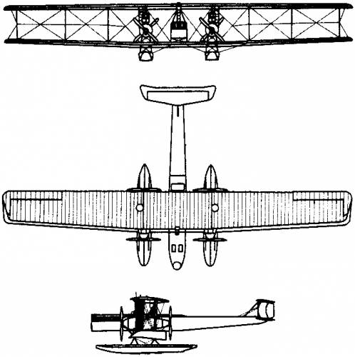 Zeppelin-Staaken 8301 (Germany) (1918)