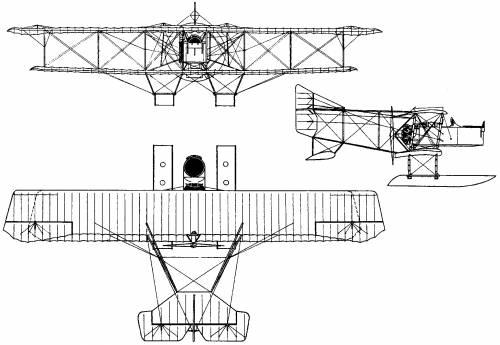 Grigorovich M-15 (Russia) (1916)