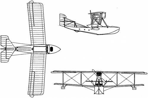 Grigorovich M-24 (Russia) (1916)